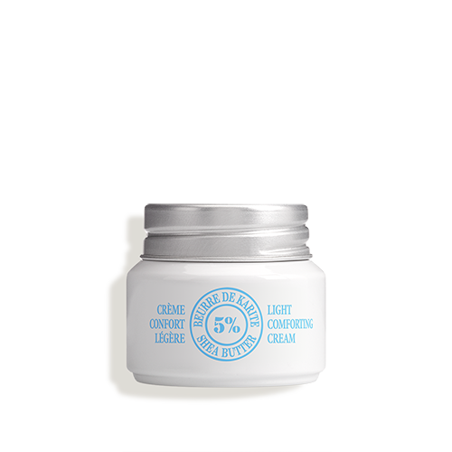 Shea Light Comforting Cream - Shea Karma Ciltler için Nemlendirici 8 ml