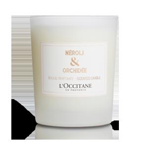 الشمعة المعطّرة من Néroli & Orchidée