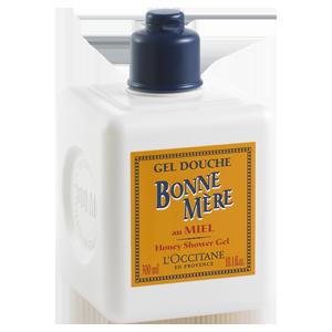 جل الإستحمام بونّ مير بالعسل