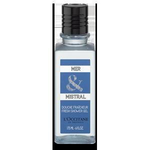 جل الاستحمام المنعش Mer & Mistral