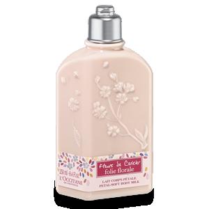 حليب الجسم Folie Florale الناعم من زهر الكرز