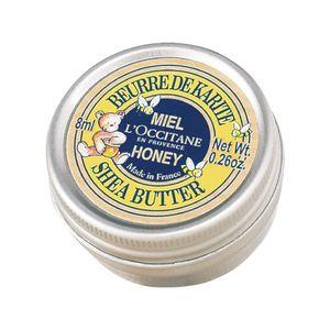 زبدة الشيا والعسل