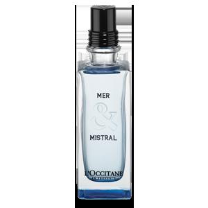 أو دو تواليت Mer & Mistral