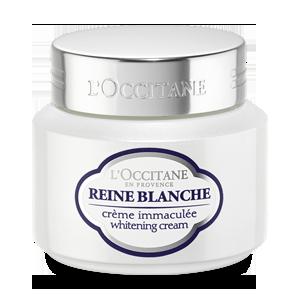 كريم تفتيح البشرة من Reine Blanche