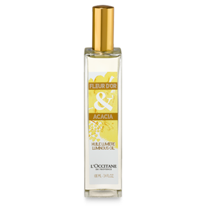 الزيت المشرق Fleur d'Or & Acacia