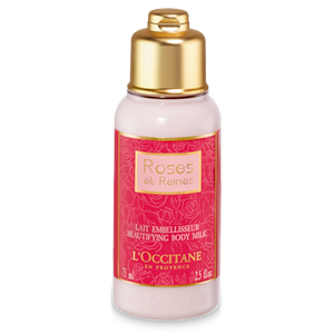 Roses et Reines Beautifying body milk