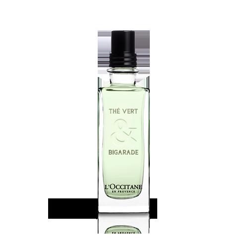 أو دو تواليت Thé Vert & Bigarade