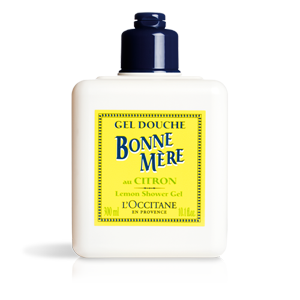 BONNE MERE Lemon Shower Gel