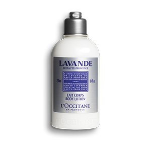 Lavender Body Lotion organic certified