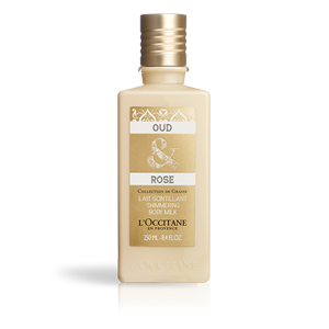 Oud & Rose Shimmering Body Milk