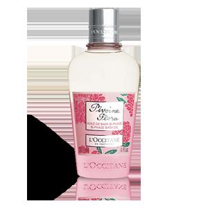 Pivoine Flora Bi-phase Bath Oil