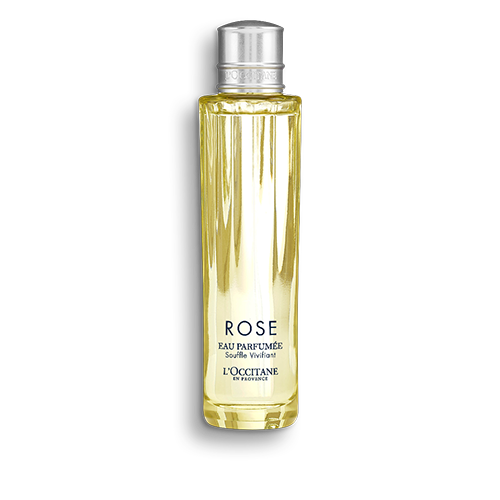 BURST OF VITALITY ROSE FRAGRANCED WATER