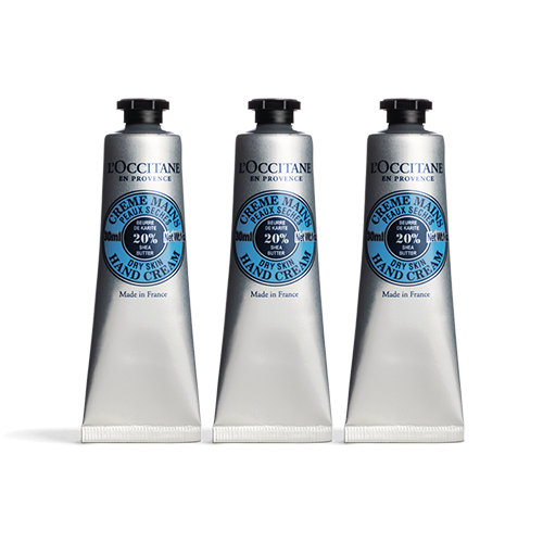 Trio Shea Butter Hand Cream