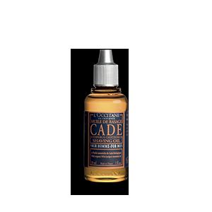 Органично олио за бръснене с хвойна