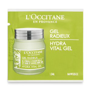 Angelica Hydra Vital Gel Sample