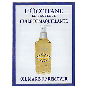 Immortelle Oil Make-Up Remover Sample