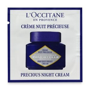 Immortelle Precious Night Cream Sample