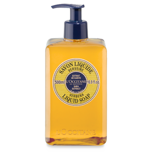 Shea Liquid Soap - Verbena
