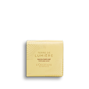 TERRE DE LUMIERE PERFUMED SOAP 75gr