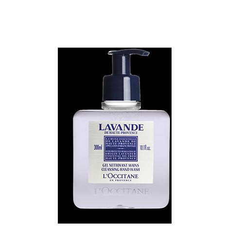 Течен сапун за ръце с лавандула