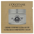 Shea Ultra Rich Comforting Cream - sample