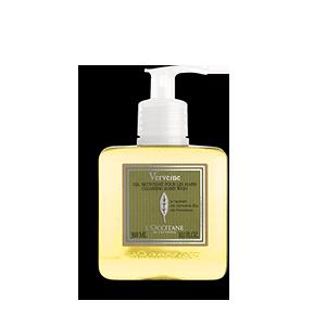 Čisticí tekuté mýdlo na ruce s Verbenou