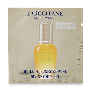Divine Youth Oil - sample