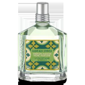 Domácí parfém Zimní les