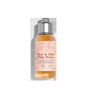 Koupelový a sprchový gel Třešňový květ