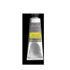 Krémový gel po holení Cedrát