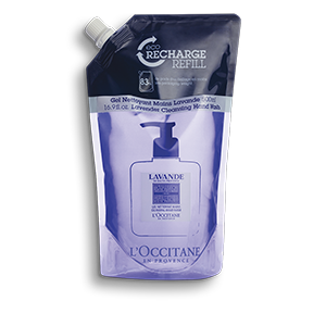 LAVENDER CLEANSING HAND WASH ECO-REFILL