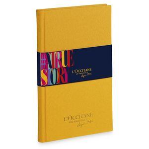 L'Occitane 40 years notebook