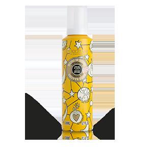 Nadýchaná sprchová pěna Bambucké máslo Lahodný čaj - Limitovaná edice