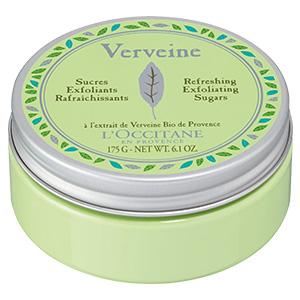 Osvěžující tělový peeling Verbena