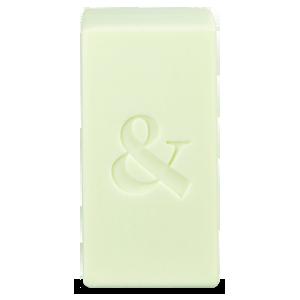 Pafrémované mýdlo Zelený čaj & Hořký pomeranč