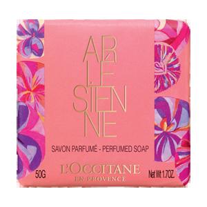 Parfémované mýdlo Arlésienne (scertifikací organizace RSPO)