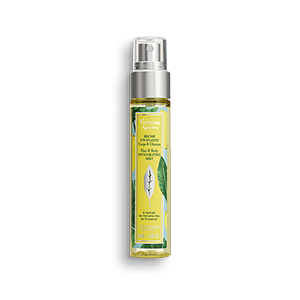 Povzbuzující sprej na vlasy a tělo Citrus Verbena