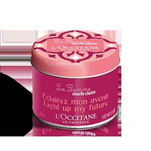 Svíčka La Flamme Marie Claire