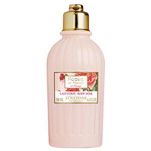 Tělové mléko Noblesní růže