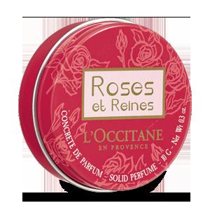 Tuhý parfém Růže