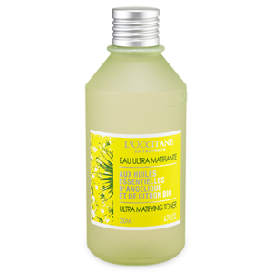 Ultramatující tonizační voda Andělika Lemon