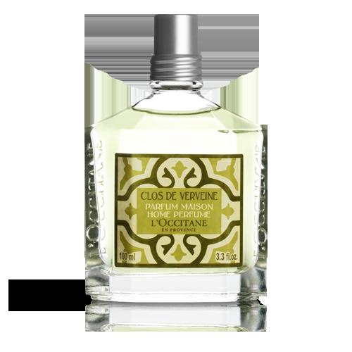 Domácí parfém Verbena