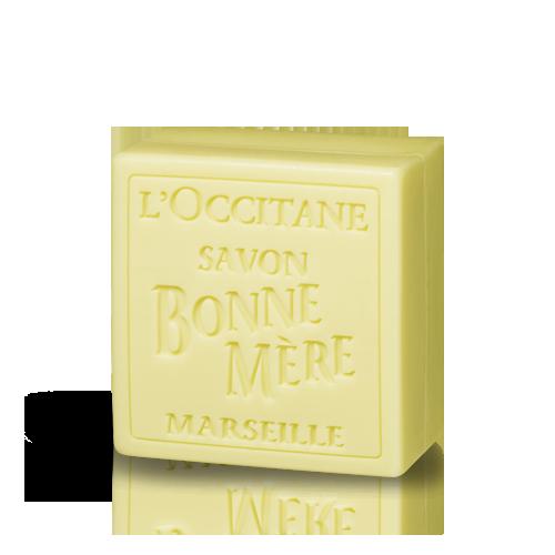 Mýdlo Bonne Mère Citrón