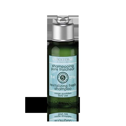 Revitalizační osvěžující šampón