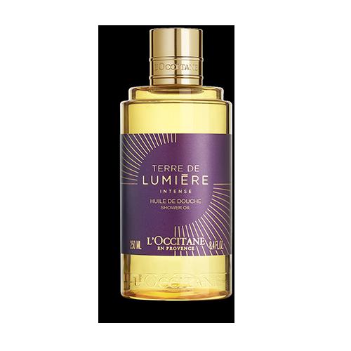 Sprchový olej Terre de Lumière Intense