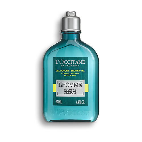 Tělový a vlasový sprchový gel L'Homme Cologne Cedrát
