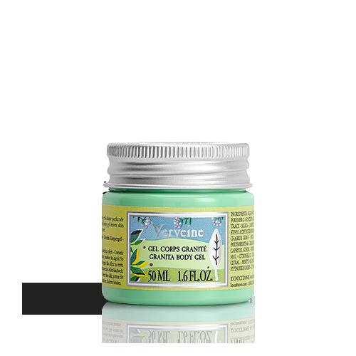 Tělový gel Granita Verbena