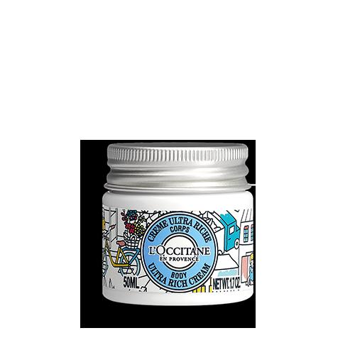 Ultra výživný tělový krém Bambucké máslo - Limitovaná edice OMY