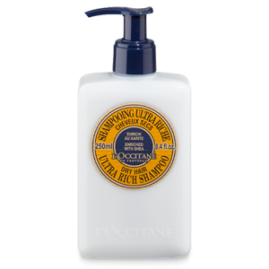 Shea Butter Shampoo Ultra Rich