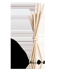 Bambusstäbchen für Raumduft-Set